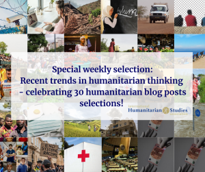 Trends in humanitarian thinking